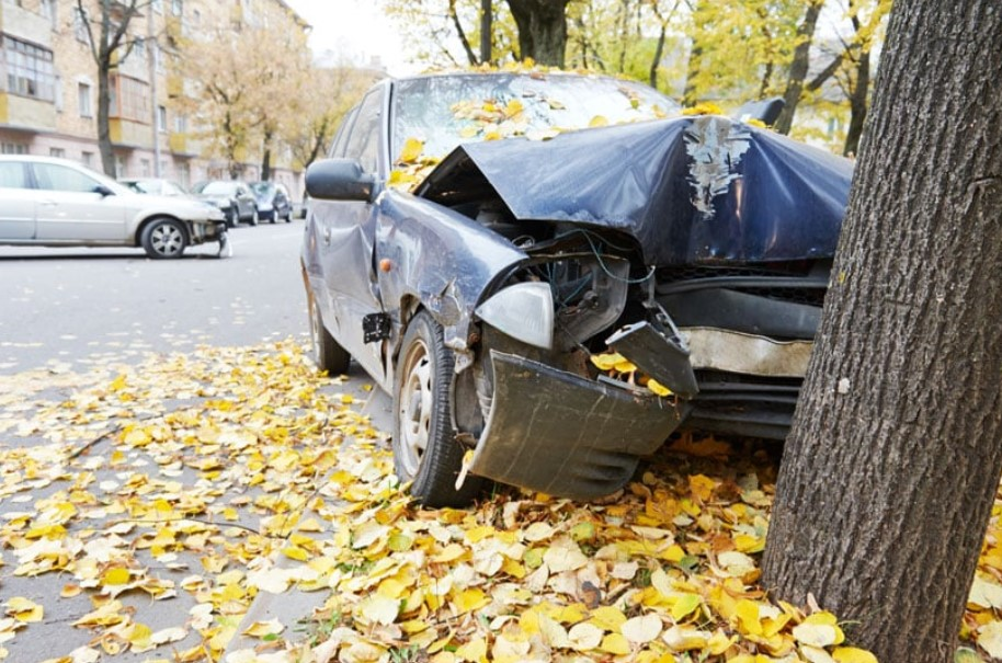 The Dynamics of Auto Accidents